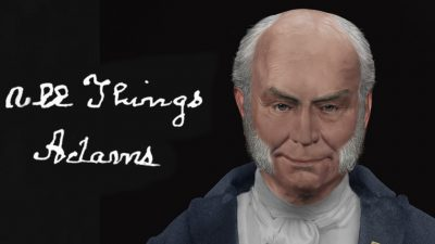 All Things Adams – John Quincy Adams