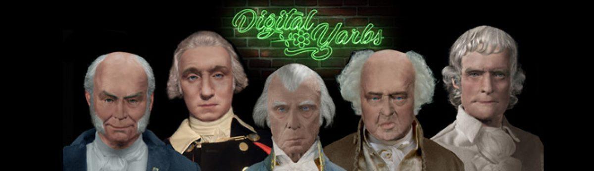 Digital Yarbs Blog