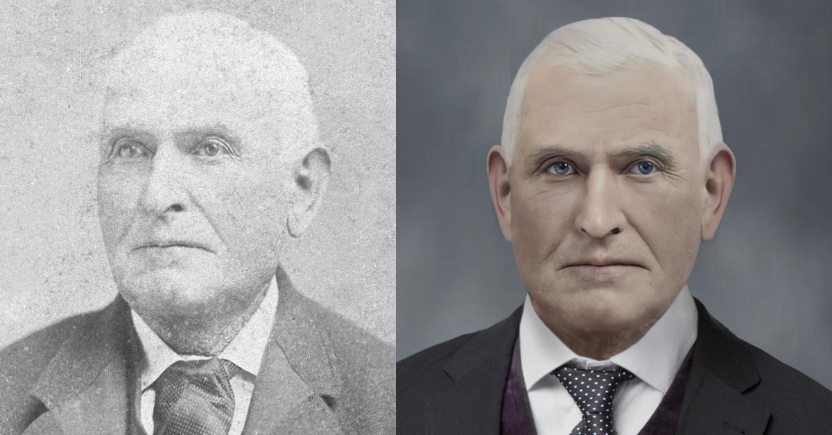 Jackson Chaney Portrait