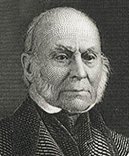 John Quincy Adams Bank Note