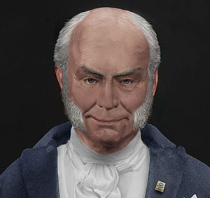 Congressman John Quincy Adams
