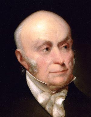 John Quincy Adams Painting