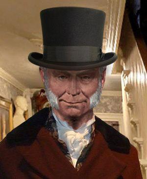 John Quincy Adams Daguerretype