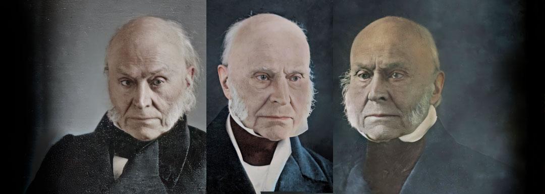 John Quincy Adams - A Gallery Of Photographs