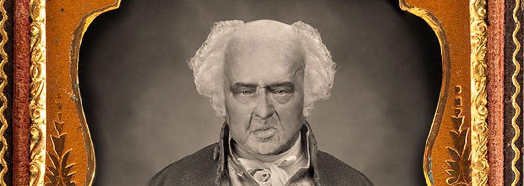 The Lost Daguerreotype of John Adams
