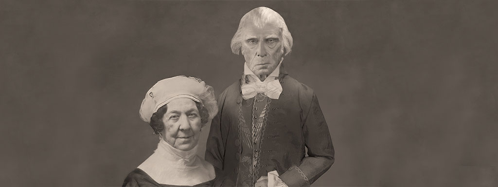 The Lost Daguerreotype Photograph of James and Dolley Madison