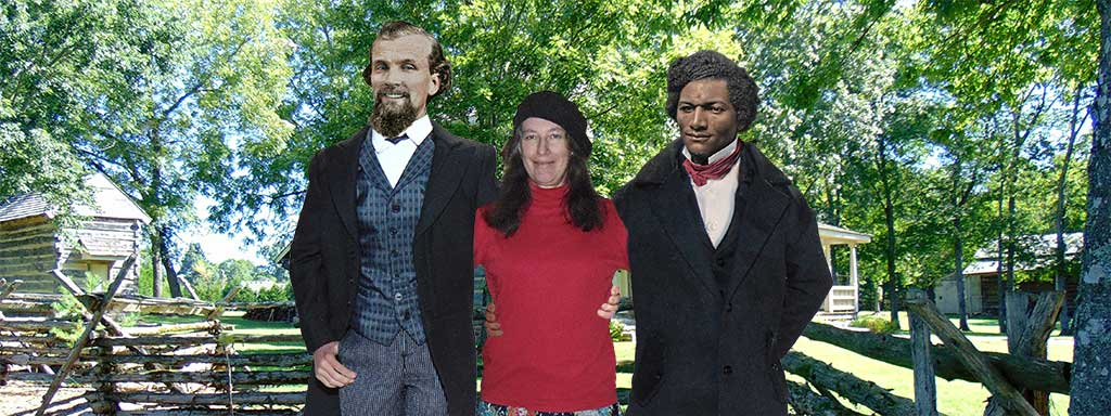 An Intimate Tour with Nathan Bedford Forrest & Frederick Douglass