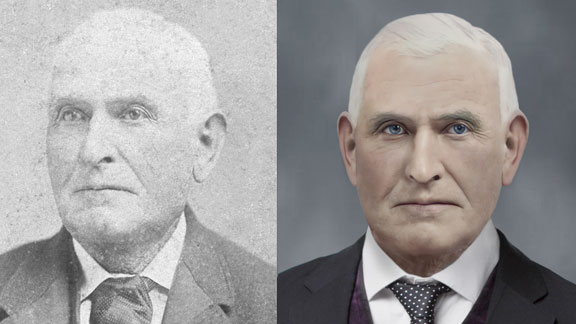 Colorizations and Enhancements