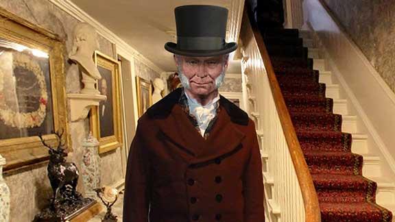 John Quincy Adams at Peacefield