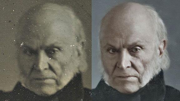 John Quincy Adams – A Gallery of Photographs