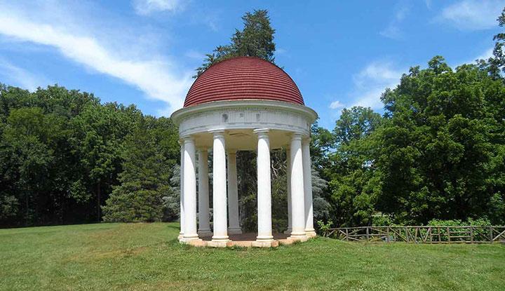 James Madison's Temple