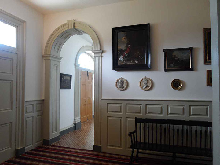 South Hall of Montpelier