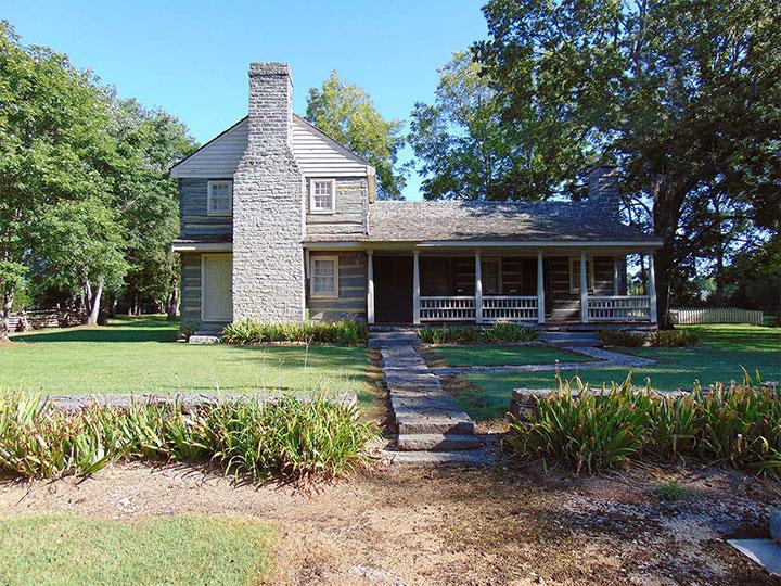 Nathan Bedford Forrest House
