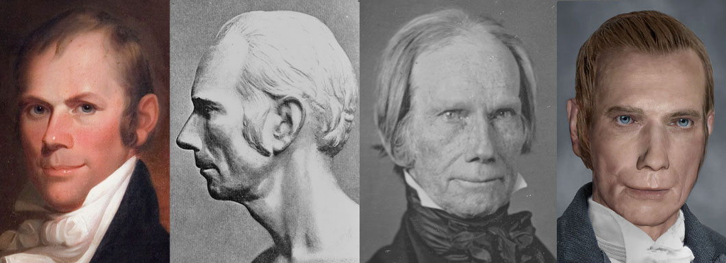 Henry Clay Portraits