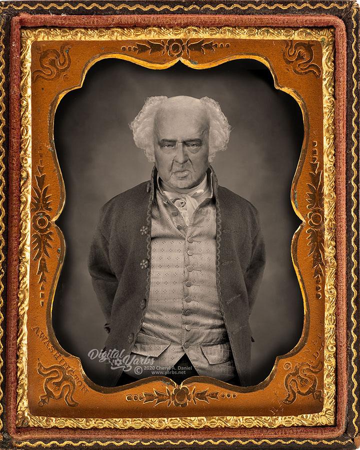 John Adams Daguerreotype