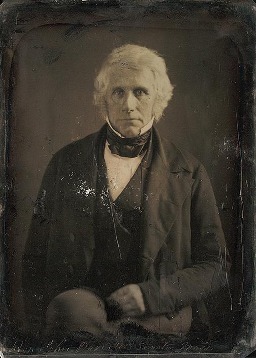 John Davis Daguerreotype